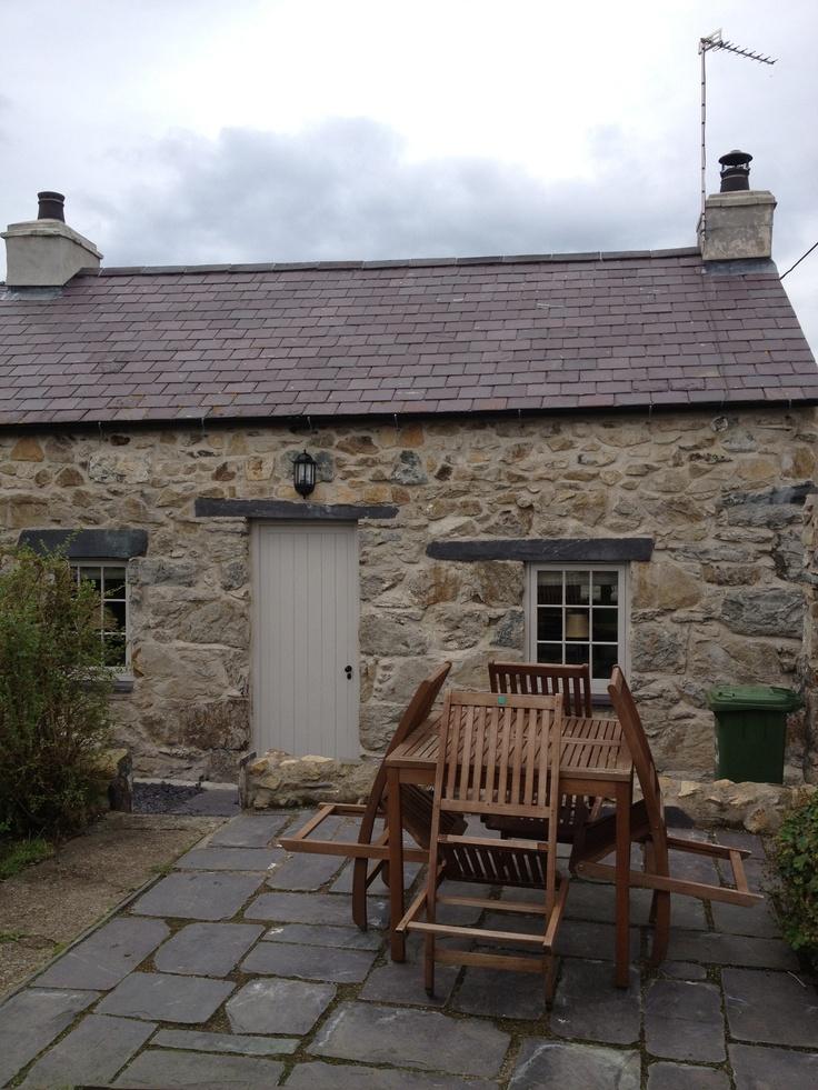 Welsh cottage