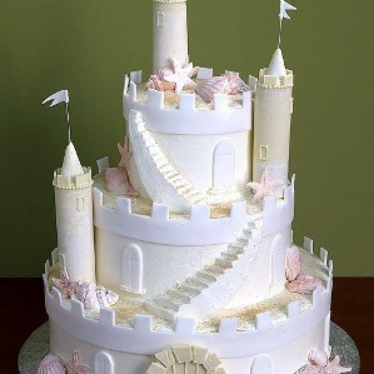 White Castle Wedding: 25+ Best Ideas About Castle Wedding Cake On Pinterest