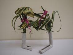 いけばな 植物を編む - Google 検索