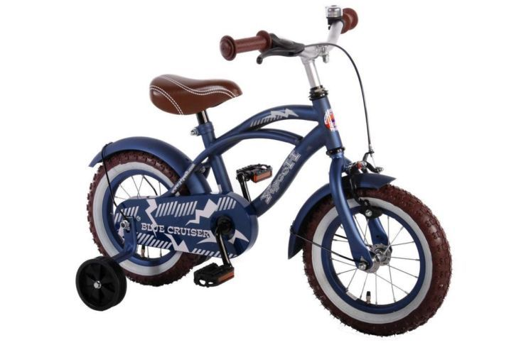 ≥ Yipeeh Blue Cruiser 12 inch kinderfiets €89,95 jongensfiets - Fietsen | Kinderfietsjes - Marktplaats.nl