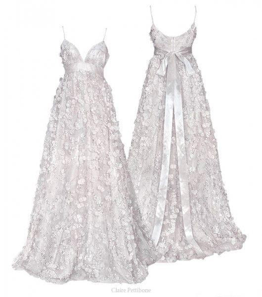 claire pettibone wedding gowns | Honey Buy: Claire Pettibone wedding dresses