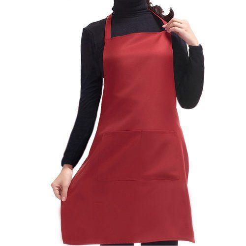 ⭐️(Findes i mange farver) Accessotech Plain Apron with Front Pocket for Chefs Butchers Kitchen Cooking Craft UK Baking Dark Red Accessotech http://www.amazon.co.uk/dp/B00JFR8NUI/ref=cm_sw_r_pi_dp_.7GVwb1VSHWV8