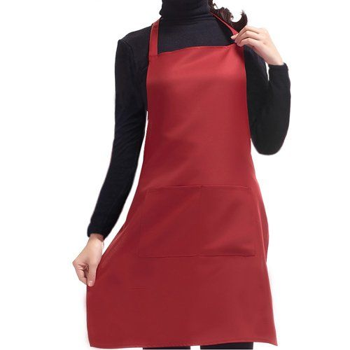 ⭐️(Findes i mange farver) Accessotech Plain Apron with Front Pocket for Chefs Butchers Kitchen Cooking Craft UK Baking Dark Red Accessotech http://www.amazon.co.uk/dp/B00JFR8NUI/ref=cm_sw_r_pi_dp_.7GVwb1VSHWV8