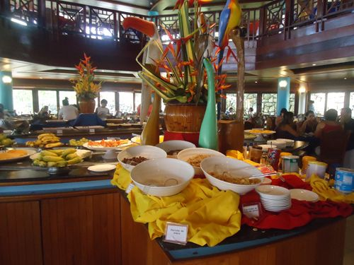 Summerville Beach Resort - Porto de Galinhas - Recife - restaurante