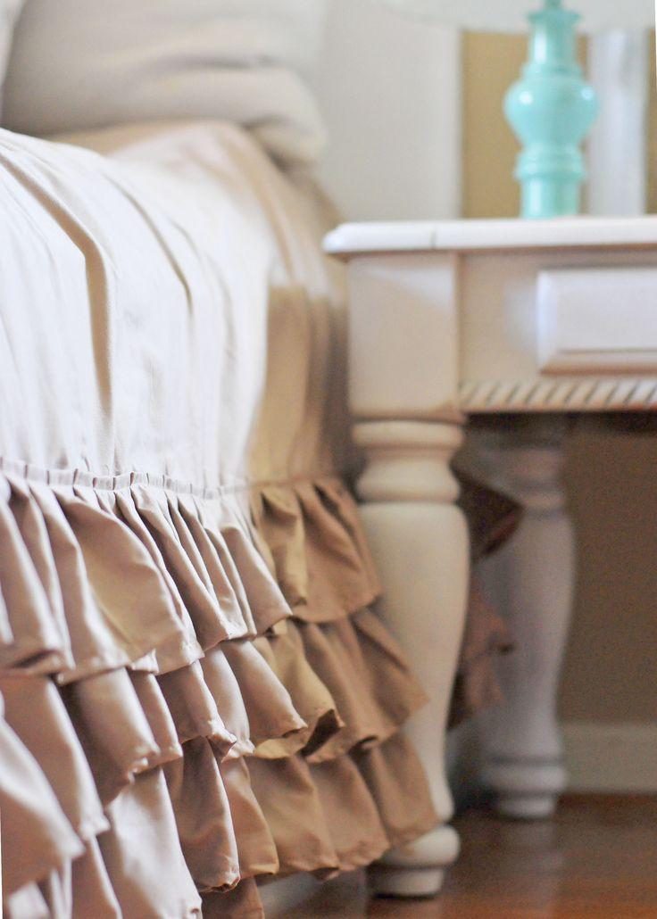 Best 25 Ruffle Duvet Ideas On Pinterest Grey Comforter
