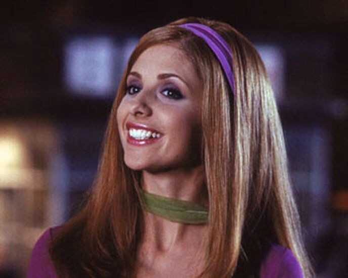 sarah michelle gellar as daphne blake favorite