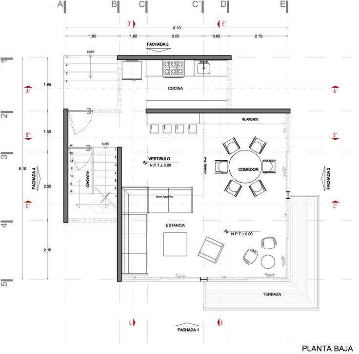 Gallery of Chipicas Town Houses / Alejandro Sanchez Garcia Arquitectos - 41