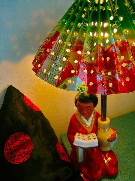 TETRA PAK LAMP SHADE DIY