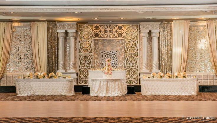 French Wedding Inspired from Le Petit Palais Wedding Decorators Toronto - www.gpsdecors.com