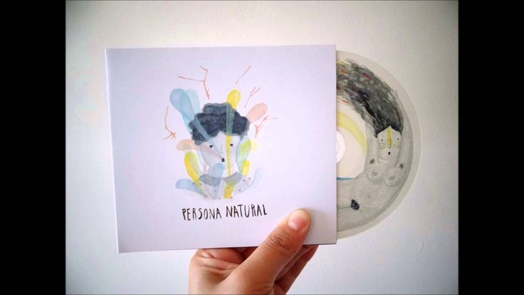 Persona Natural - Disco Completo / Full Album 2015