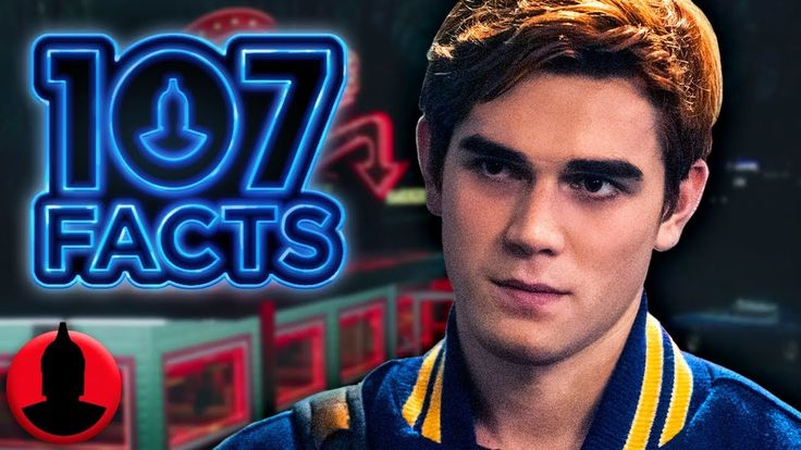 107 Facts about Riverdale Season 1 & 2 You Should Know (107 S8 e11) | Channel Frederator - YouTube