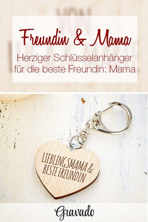 Für die beste Mama nur das Beste! Dieser schöne Schlüsselanhänger ...