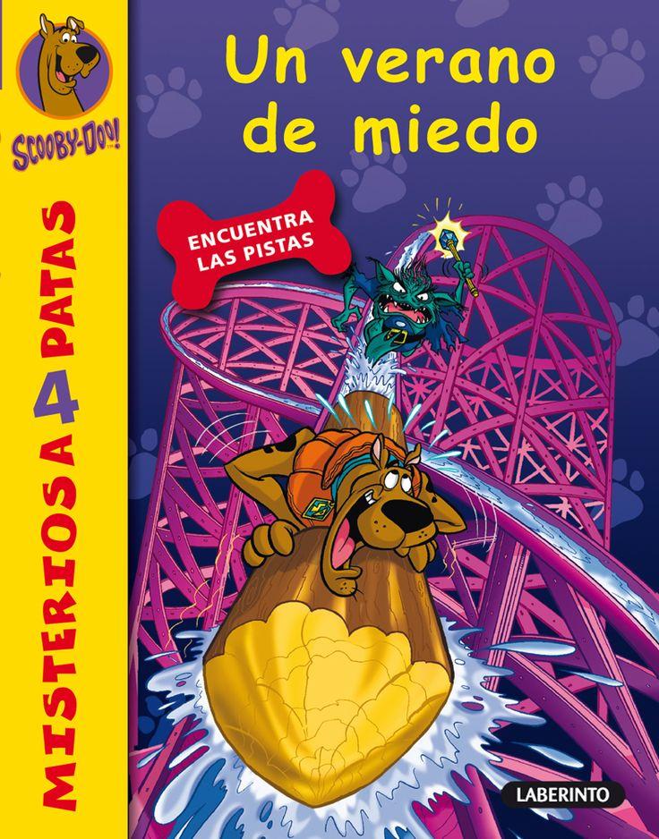 Scooby-Doo. Un verano de miedo.  Libros infantiles