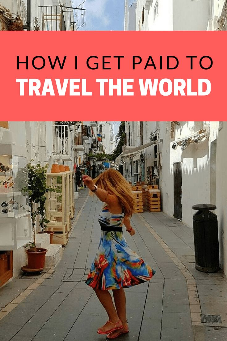 """The world of travel blogging has been around for a while, but most people who are not very familiar with this world have no idea how bloggers make money. The questions I get asked most frequently are """"How do you afford to travel so much?"""" or """"How do you get paid to travel the world?"""".  A lot of people are sometimes shocked when they learn that I get paid as a blogger."""