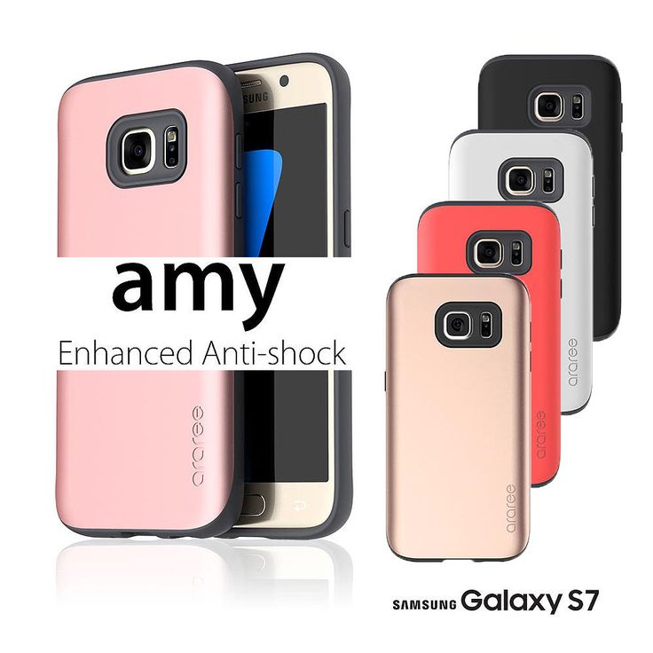 Luxury Hybrid Rugged Shockproof Protection Hard Case Cover for Samsung Galaxy S7   eBay