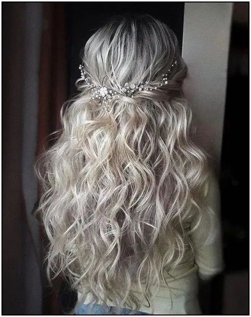171 chic and elegant wedding hairstyles ideas for bridal page 12 | Armaweb07.com