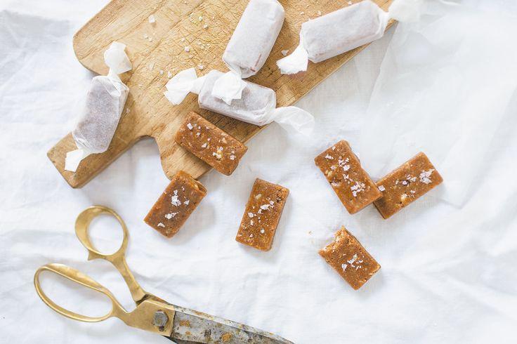Vanelja - Sea Salt Toffee candies