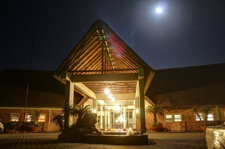 Our magnificent and welcoming entrance