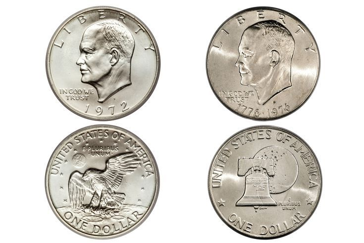 Everything You Need To Know About Eisenhower Ike Dollars Silver Dollar Value Dollar Dollar Coin Value