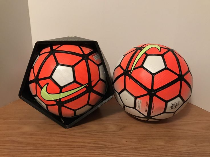 Nike Ordem 3 Soccer Balls Size 5 Lot Of 2 New FIFA Official Football Match