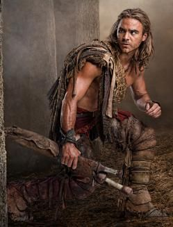 GANNICUS (Dustin Clare)