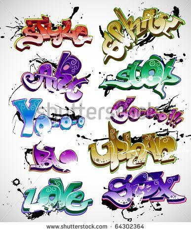 graffiti happy birthday - Google Search