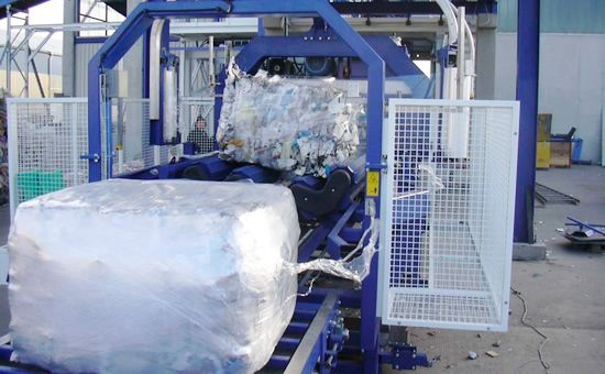 Waste Wrap - Waste-Tech Bale Netting Supplies