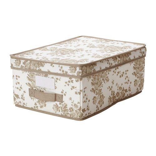 GARNITYR Box with lid - 28x42x16 cm - IKEA