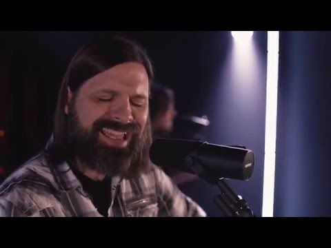 """http://www.klove.com/music/artists/third-day/ - Third Day performs """"Born In Bethlehem"""" LIVE in the K-LOVE studios."""
