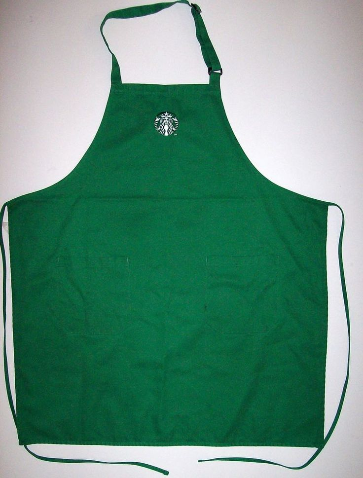starbuck black apron Purchase the perfect starbucks apron right here on zazzle find the right fit & get ready for your next cookout.