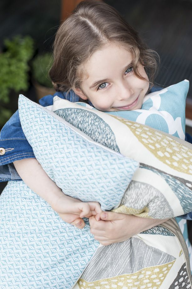 unique pillows from OH HOME