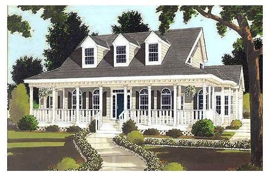 75 best images about house plans on pinterest luxury for Barn style house plans with wrap around porch