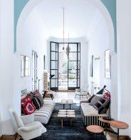 Un salon étroit amis lumineux - Marie Claire Maison
