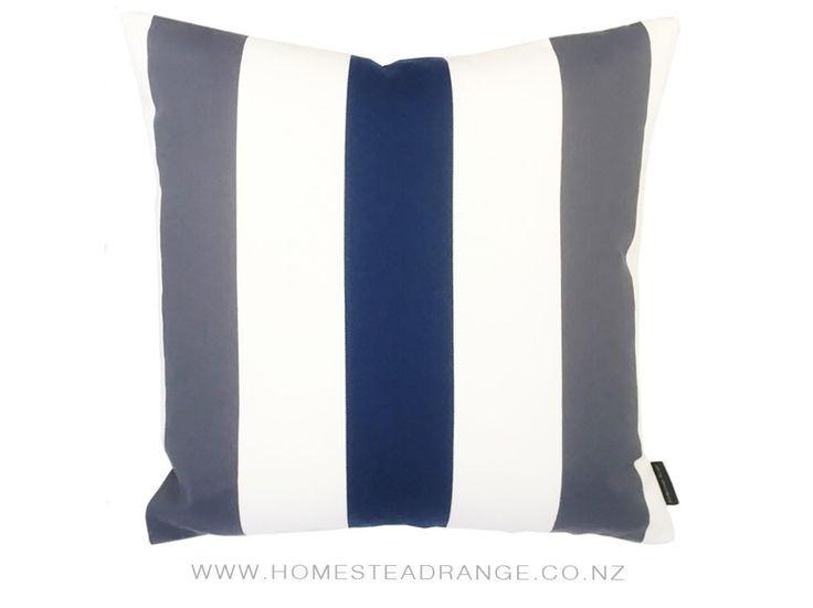 Blue Steel Cushions