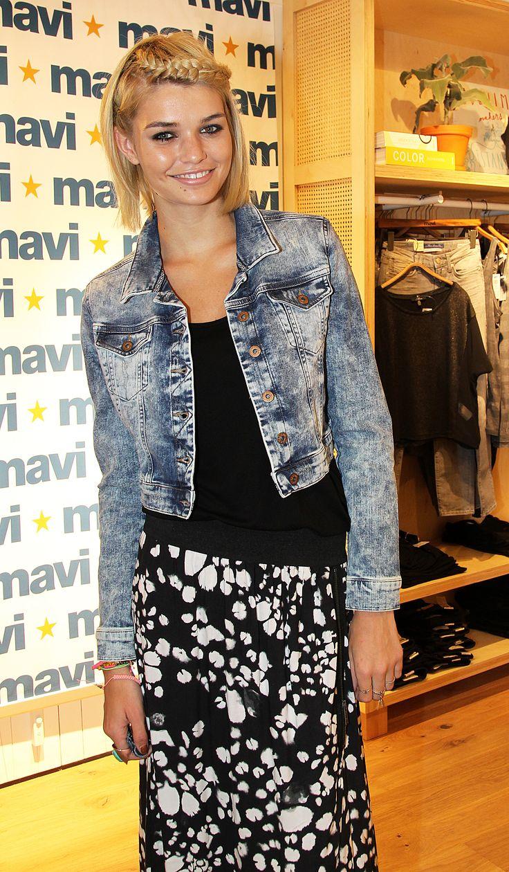 #mavi #munich #storeopening #mavieu #Blogger #blog #luisa #model #gntm