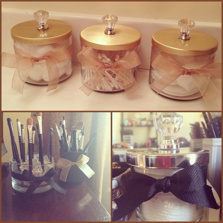 22 Best Images About Repurposed Bath And Body Works Candle Jars On Pinterest