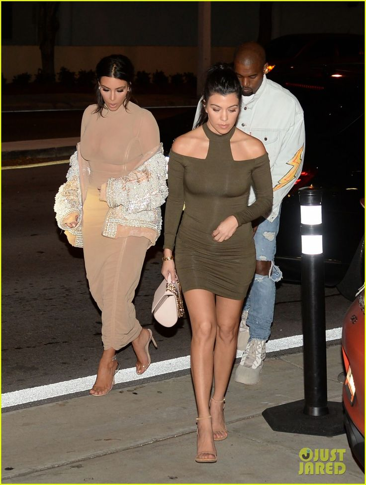 Kim Kardashian Explains Her Awkward Moment with Prince: Photo #3638340. Kim Kardashian, her husband Kanye West, and her sister Kourtney step out to attend a dinner party on Friday night (April 22) in Miami, Fla.    The 38-year-old rapper…