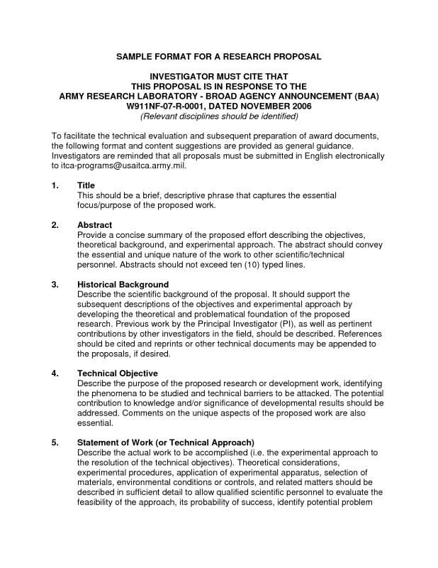 Research Proposal Examples Template Sample Resume Essay Topics