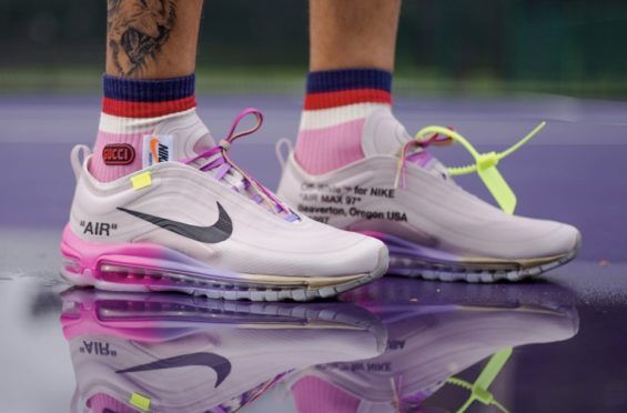 How Do You Like The OFF-WHITE x Nike Air Max 97 Queen  Serena 73ce97ef7