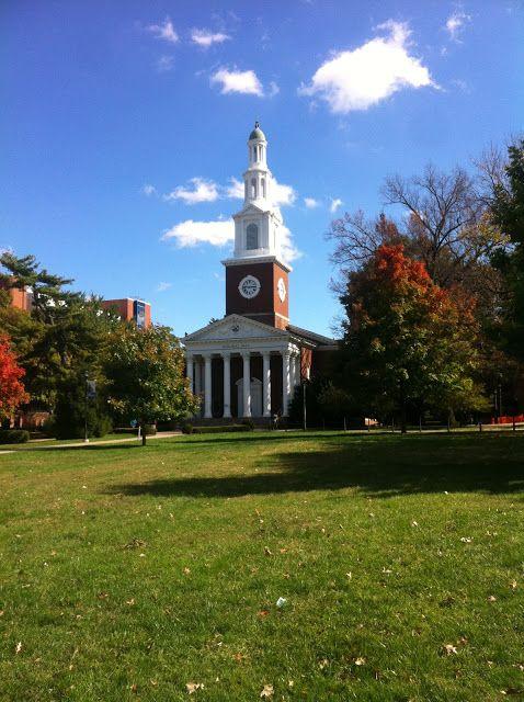 Memorial Hall, University of Kentucky - Hubby's Alma Mater.