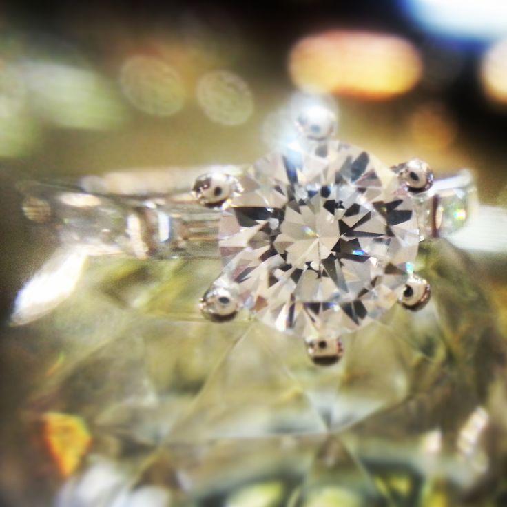1.01ct Diamond ring #Engagement #Ring #diamond #반지 #웨딩링 #결혼반지