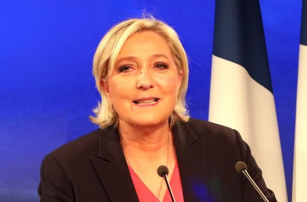 Marine Le Pen, the leader of France's far-right National Front party, has been charged in connection to the party's alleged misuse of funds.