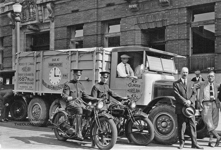 11 best vintage la images on pinterest los angeles for Factory motor parts portland