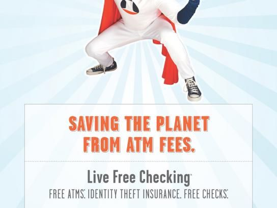 First Indiana Bank:  ATM fees