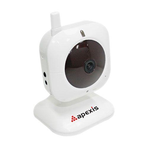 Camara IP compuesta por un sensor de imagen 1/4 CMOS color y resoluciones VGA(640x480)y QVGA (320x240). LEDs infrarrojos que se activan automáticamente proporcionando así una imagen nítida a 0Lux(oscuridad total)a una distancia máxima de 15m. Acceso remoto disponible a través de navegador de internet y software para gestión de múltiples cámaras para la visión a través de teléfono movil.Puede visitar nuestra pagina web www.securmax.es o visitenos En c/Literato Azorín nº42 (Valencia).