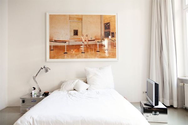 {at home with : angelika taschen, berlin}