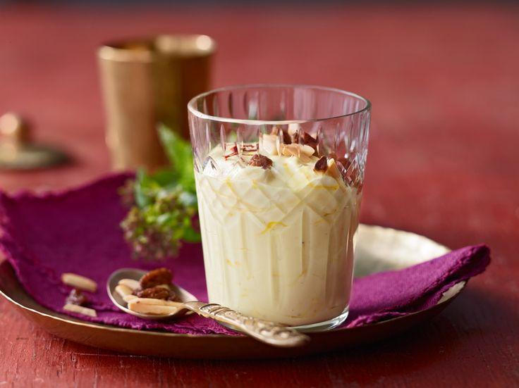Joghurt-Mandel-Creme