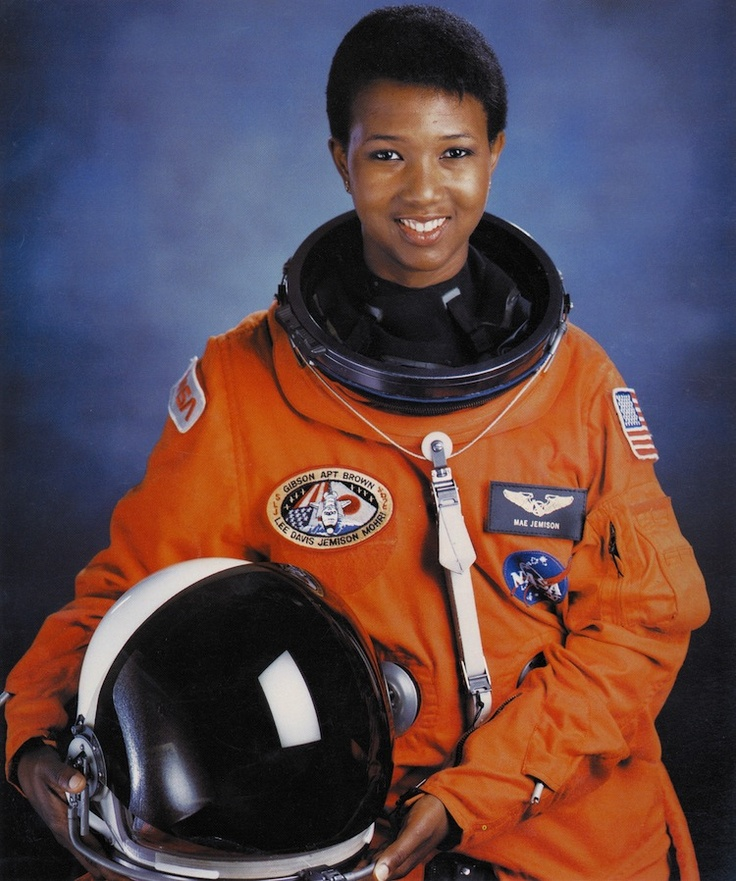 first black astronaut in space - photo #19