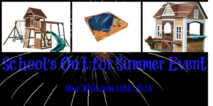 School's Out for Summer Giveaway! 06/10 ~ Tales From A Southern Mom