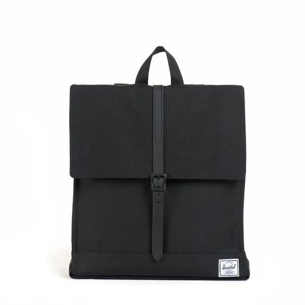 City Backpack by Herschel Supply Co. A chic backpack for the city girl!